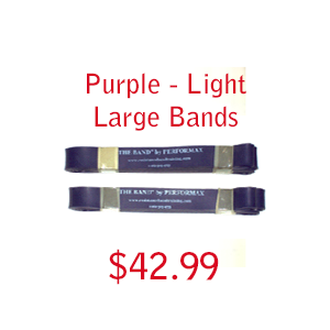 pair purple band